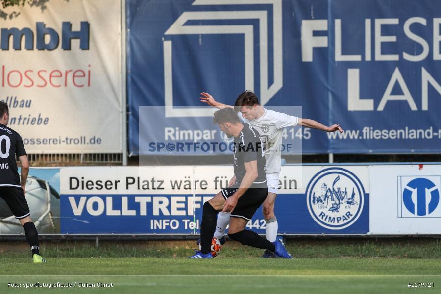 Ligapokal, Landesliga Nord, 22.09.2020, TSV Unterpleichfeld, ASV Rimpar - Bild-ID: 2279921