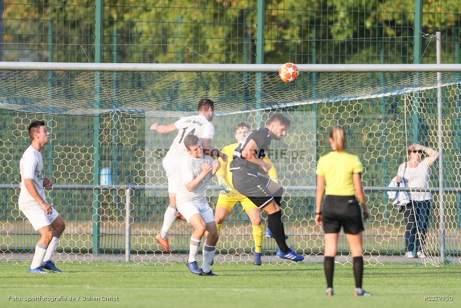 Ligapokal, Landesliga Nord, 22.09.2020, TSV Unterpleichfeld, ASV Rimpar - Bild-ID: 2279930
