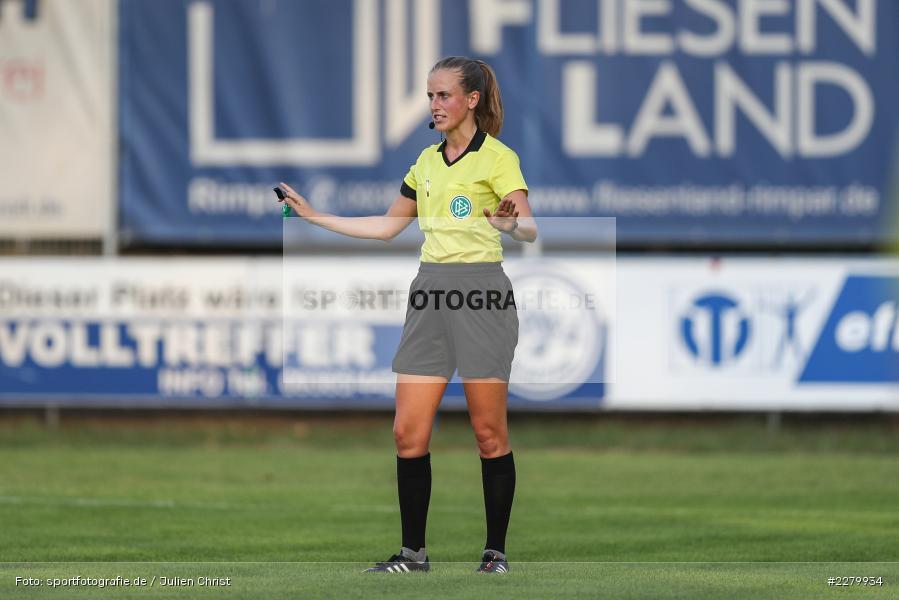 Ligapokal, Landesliga Nord, 22.09.2020, TSV Unterpleichfeld, ASV Rimpar - Bild-ID: 2279934