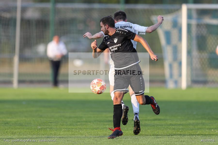 Ligapokal, Landesliga Nord, 22.09.2020, TSV Unterpleichfeld, ASV Rimpar - Bild-ID: 2279953
