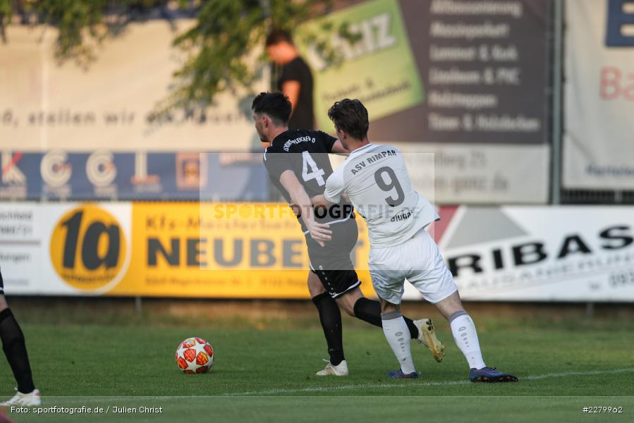 Ligapokal, Landesliga Nord, 22.09.2020, TSV Unterpleichfeld, ASV Rimpar - Bild-ID: 2279962