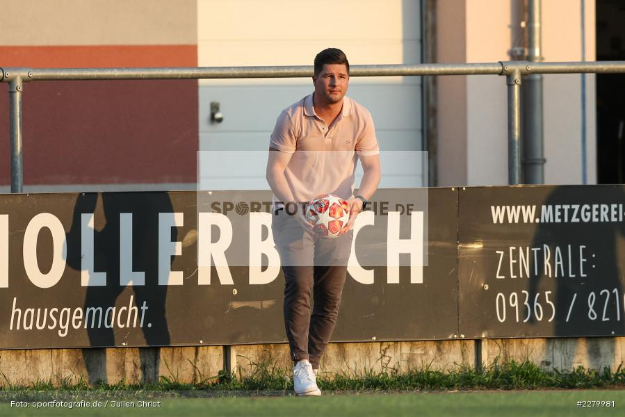 Ligapokal, Landesliga Nord, 22.09.2020, TSV Unterpleichfeld, ASV Rimpar - Bild-ID: 2279981