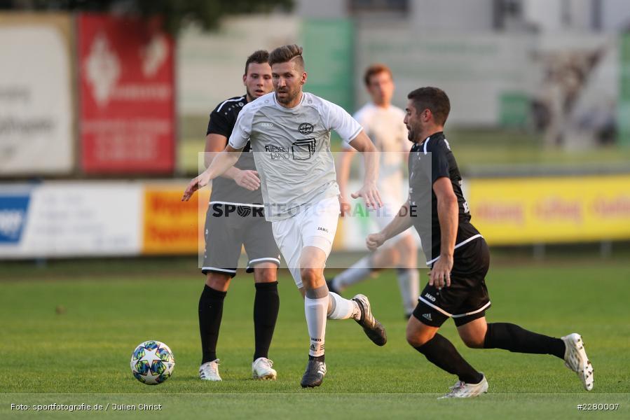 Ligapokal, Landesliga Nord, 22.09.2020, TSV Unterpleichfeld, ASV Rimpar - Bild-ID: 2280007