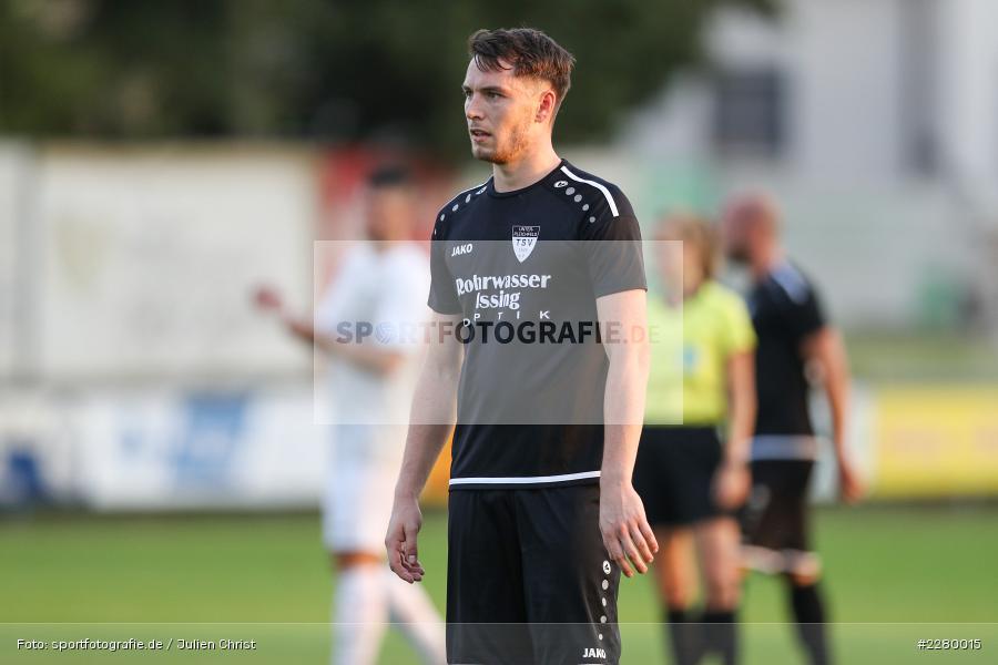 Ligapokal, Landesliga Nord, 22.09.2020, TSV Unterpleichfeld, ASV Rimpar - Bild-ID: 2280015