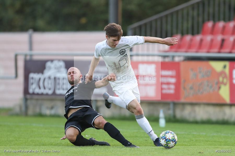 Ligapokal, Landesliga Nord, 22.09.2020, TSV Unterpleichfeld, ASV Rimpar - Bild-ID: 2280023