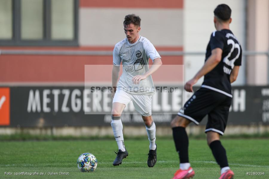 Ligapokal, Landesliga Nord, 22.09.2020, TSV Unterpleichfeld, ASV Rimpar - Bild-ID: 2280034