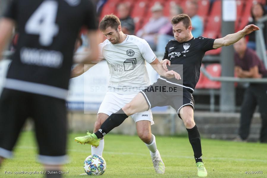 Ligapokal, Landesliga Nord, 22.09.2020, TSV Unterpleichfeld, ASV Rimpar - Bild-ID: 2280035