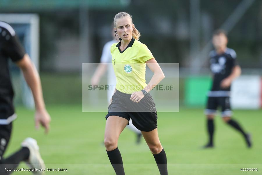 Ligapokal, Landesliga Nord, 22.09.2020, TSV Unterpleichfeld, ASV Rimpar - Bild-ID: 2280043