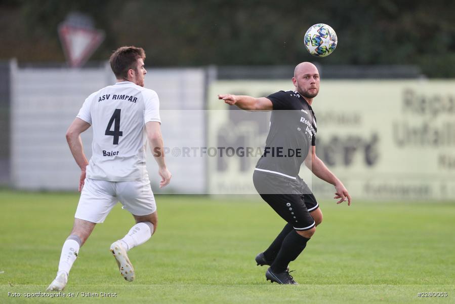 Ligapokal, Landesliga Nord, 22.09.2020, TSV Unterpleichfeld, ASV Rimpar - Bild-ID: 2280053