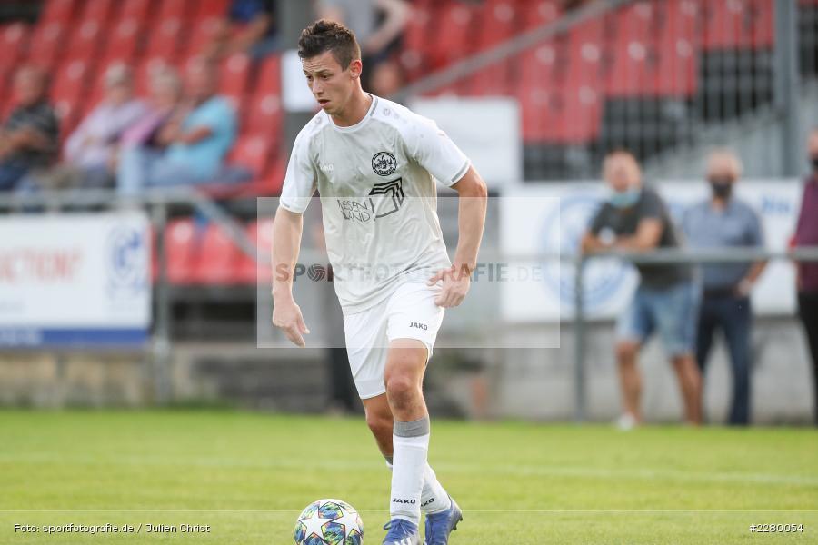 Ligapokal, Landesliga Nord, 22.09.2020, TSV Unterpleichfeld, ASV Rimpar - Bild-ID: 2280054