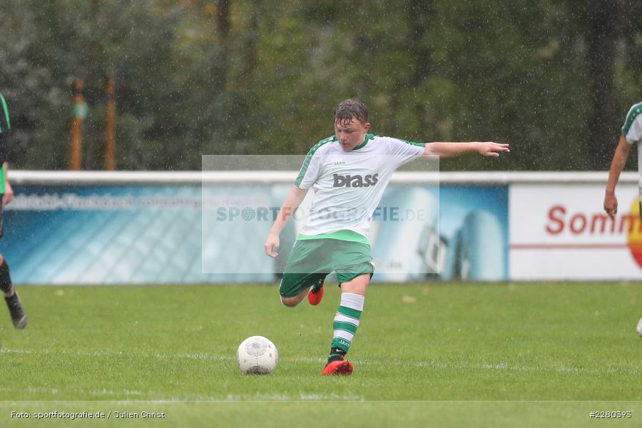 Daniel Shevchenko, Sportgelände, Karlstadt, 26.09.2020, sport, action, Fussball, September 2020, (SG) DJK-TuS Aschaffenburg-Leider, (SG) FV Karlstadt - Bild-ID: 2280393