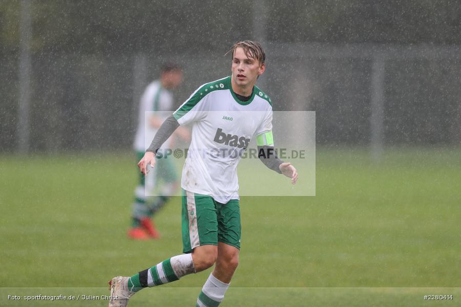 David Weindl, Sportgelände, Karlstadt, 26.09.2020, sport, action, Fussball, September 2020, (SG) DJK-TuS Aschaffenburg-Leider, (SG) FV Karlstadt - Bild-ID: 2280414