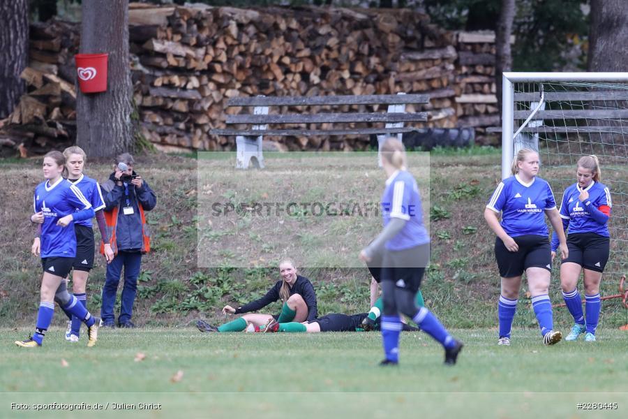 Sarah Weiglein, Milena Fischer, Sportgelände, Adelsberg, 26.09.2020, sport, action, Fussball, September 2020, FV Karlstadt, SpVgg Adelsberg 2 (flex) - Bild-ID: 2280445