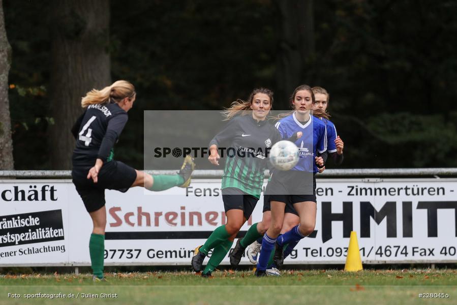 Franziska Hartmann, Sportgelände, Adelsberg, 26.09.2020, sport, action, Fussball, September 2020, FV Karlstadt, SpVgg Adelsberg 2 (flex) - Bild-ID: 2280456