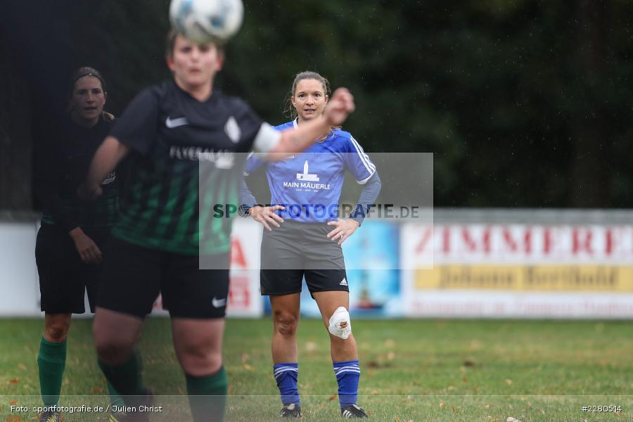 Yvonne Hemmerich, Sportgelände, Adelsberg, 26.09.2020, sport, action, Fussball, September 2020, FV Karlstadt, SpVgg Adelsberg 2 (flex) - Bild-ID: 2280514
