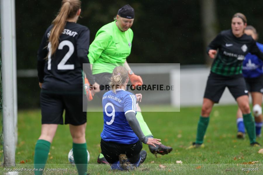 Katharina Weigand, Sportgelände, Adelsberg, 26.09.2020, sport, action, Fussball, September 2020, FV Karlstadt, SpVgg Adelsberg 2 (flex) - Bild-ID: 2280519