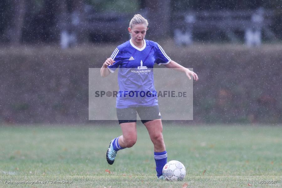Klara Gossmann, Sportgelände, Adelsberg, 26.09.2020, sport, action, Fussball, September 2020, FV Karlstadt, SpVgg Adelsberg 2 (flex) - Bild-ID: 2280547