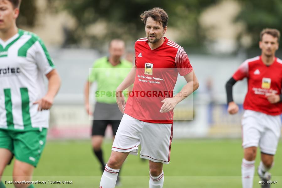 Tobias Wießmann, Sportgelände, Karlstadt, 27.09.2020, sport, action, Fussball, September 2020, SV Altfeld, FV Karlstadt - Bild-ID: 2280587
