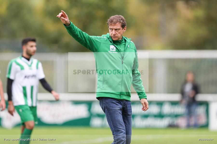 Jens Fischer, Sportgelände, Karlstadt, 27.09.2020, sport, action, Fussball, September 2020, SV Altfeld, FV Karlstadt - Bild-ID: 2280609