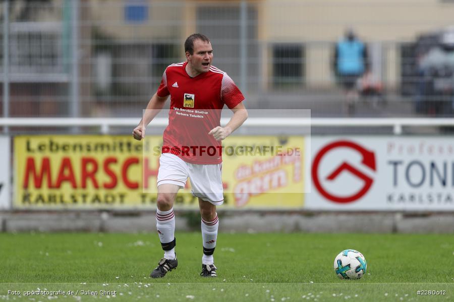 Sportgelände, Karlstadt, 27.09.2020, sport, action, Fussball, September 2020, SV Altfeld, FV Karlstadt - Bild-ID: 2280612