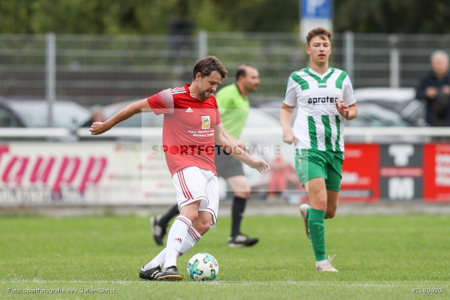 Tobias Wießmann, Sportgelände, Karlstadt, 27.09.2020, sport, action, Fussball, September 2020, SV Altfeld, FV Karlstadt - Bild-ID: 2280620