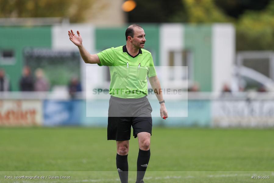 Ibrahim Soysal, Sportgelände, Karlstadt, 27.09.2020, sport, action, Fussball, September 2020, SV Altfeld, FV Karlstadt - Bild-ID: 2280635
