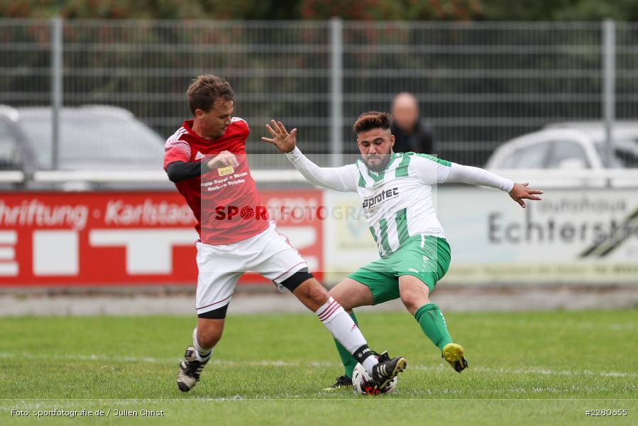 Mehmet Mercan, Sportgelände, Karlstadt, 27.09.2020, sport, action, Fussball, September 2020, SV Altfeld, FV Karlstadt - Bild-ID: 2280655