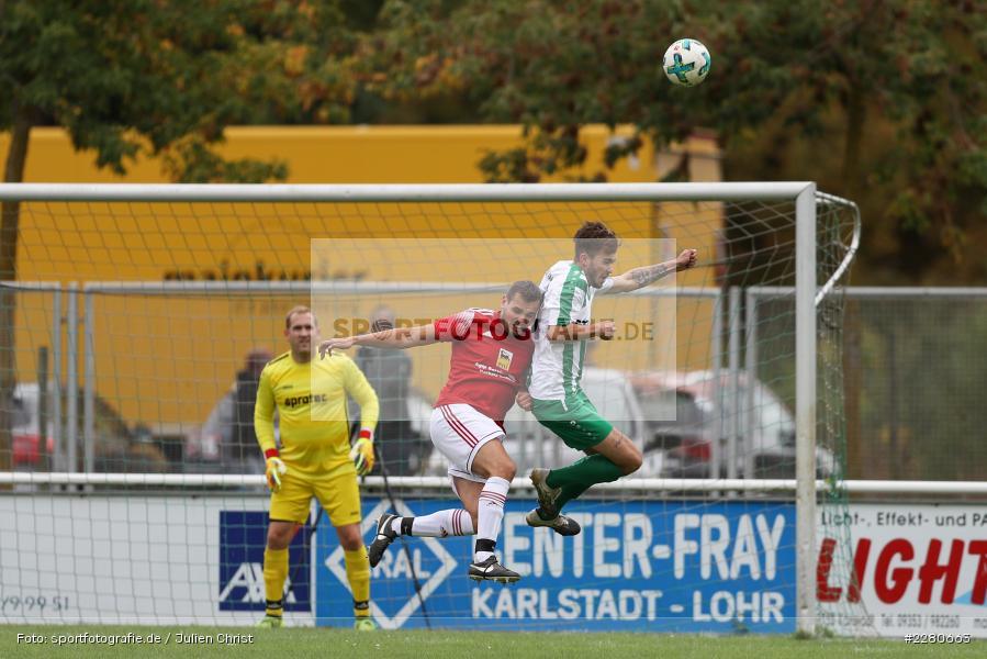 Luka Pernitschka, Sportgelände, Karlstadt, 27.09.2020, sport, action, Fussball, September 2020, SV Altfeld, FV Karlstadt - Bild-ID: 2280663