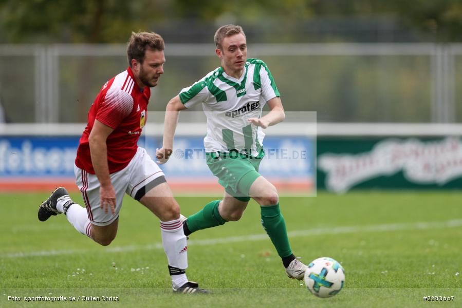 Tim Hofbauer, Sportgelände, Karlstadt, 27.09.2020, sport, action, Fussball, September 2020, SV Altfeld, FV Karlstadt - Bild-ID: 2280667