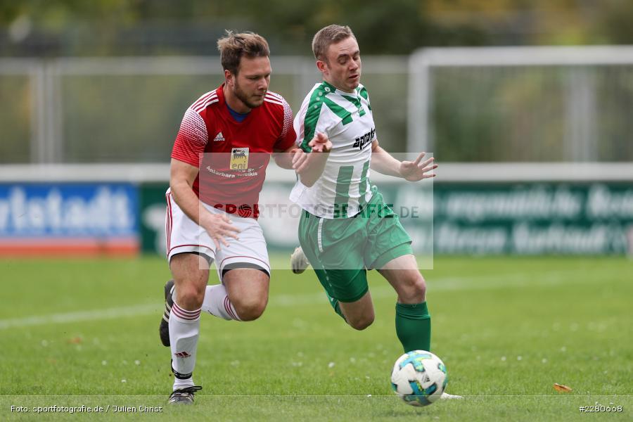 Tim Hofbauer, Sportgelände, Karlstadt, 27.09.2020, sport, action, Fussball, September 2020, SV Altfeld, FV Karlstadt - Bild-ID: 2280668