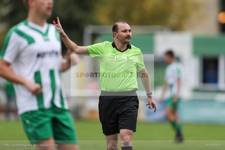 Ibrahim Soysal, Sportgelände, Karlstadt, 27.09.2020, sport, action, Fussball, September 2020, SV Altfeld, FV Karlstadt - Bild-ID: 2280670