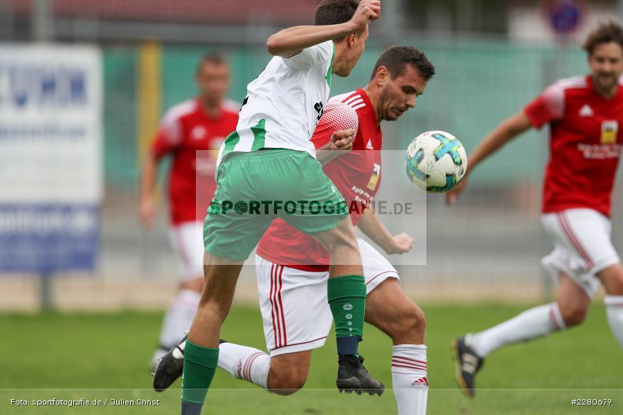Christopher Gebert, Sportgelände, Karlstadt, 27.09.2020, sport, action, Fussball, September 2020, SV Altfeld, FV Karlstadt - Bild-ID: 2280679