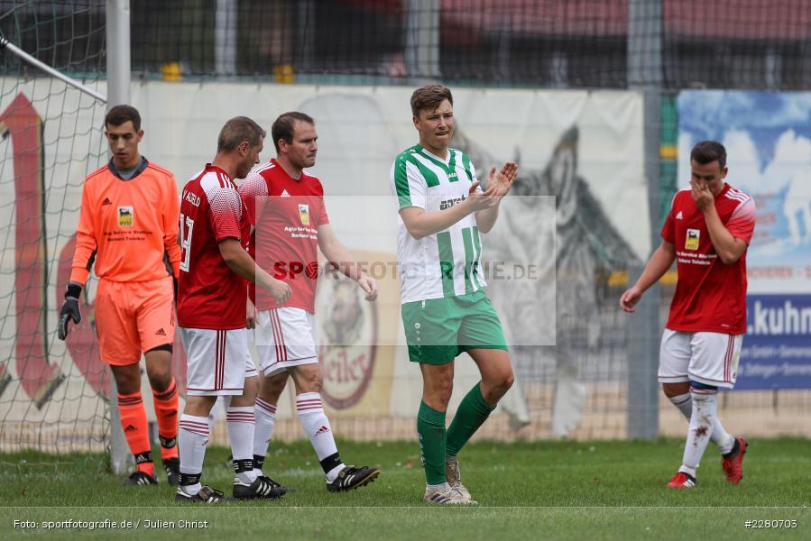 Jakob Fischer, Sportgelände, Karlstadt, 27.09.2020, sport, action, Fussball, September 2020, SV Altfeld, FV Karlstadt - Bild-ID: 2280703