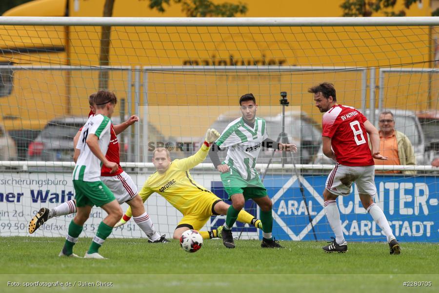 Christoph Keller, Sportgelände, Karlstadt, 27.09.2020, sport, action, Fussball, September 2020, SV Altfeld, FV Karlstadt - Bild-ID: 2280705