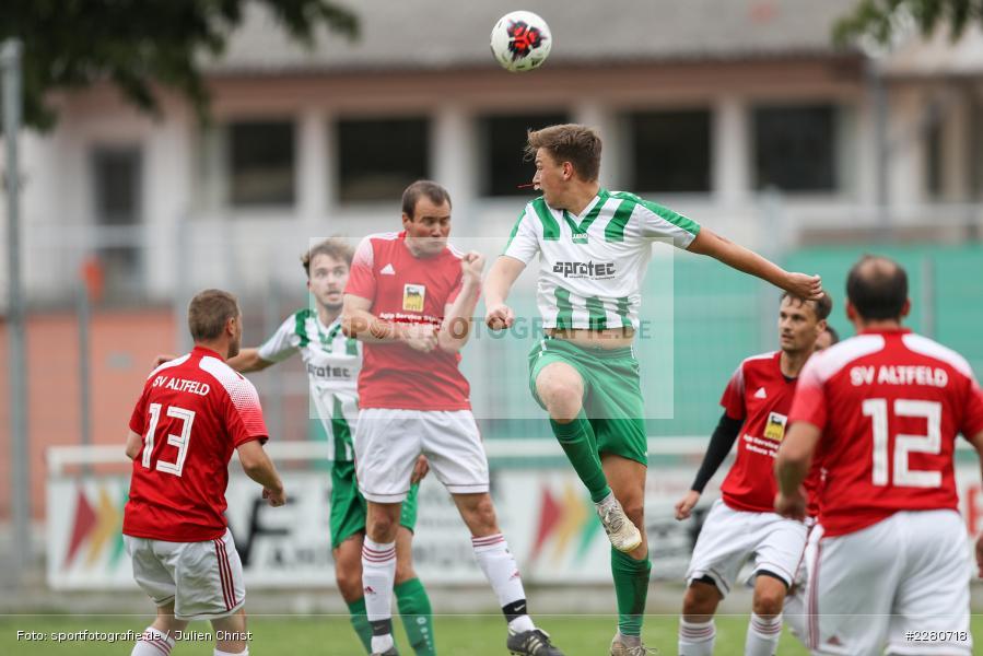 Sportgelände, Karlstadt, 27.09.2020, sport, action, Fussball, September 2020, SV Altfeld, FV Karlstadt - Bild-ID: 2280718