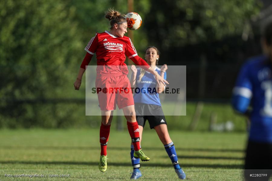 Tamira Stegmann, Sportgelände, Karsbach, 03.10.2020, sport, action, Fussball, Landesliga Frauen, Oktober 2020, FC Pegnitz, FC Karsbach - Bild-ID: 2280799