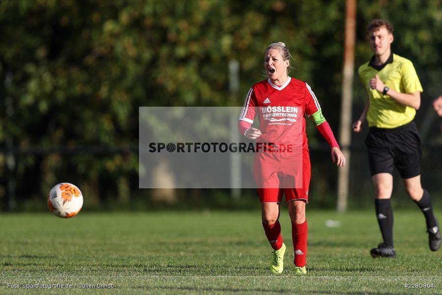 Marie Theres Franz, Sportgelände, Karsbach, 03.10.2020, sport, action, Fussball, Landesliga Frauen, Oktober 2020, FC Pegnitz, FC Karsbach - Bild-ID: 2280804