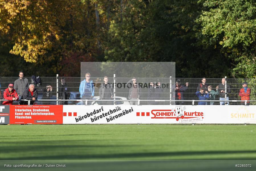 Sportgelände In der Au, Karlburg, 24.10.2020, BFV, sport, action, Fussball, Deutschland, Oktober 2020, Saison 2019/2020, Bayernliga Nord, TSV Grossbardorf, TSV Karlburg - Bild-ID: 2283572
