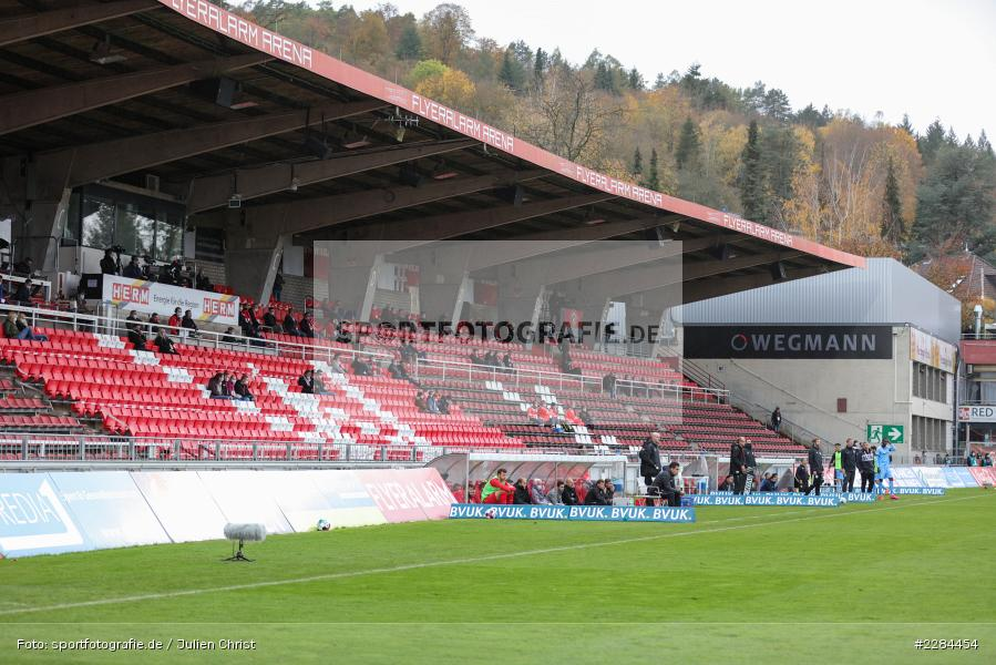 DFL, sport, action, Fussball, Deutschland, November 2020, Saison 2020/2021, Bundesliga, 2. Bundesliga, FC Würzburger Kickers, VfL Bochum - Bild-ID: 2284454