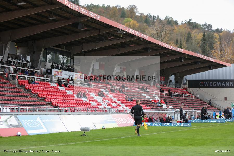 DFL, sport, action, Fussball, Deutschland, November 2020, Saison 2020/2021, Bundesliga, 2. Bundesliga, FC Würzburger Kickers, VfL Bochum - Bild-ID: 2284455