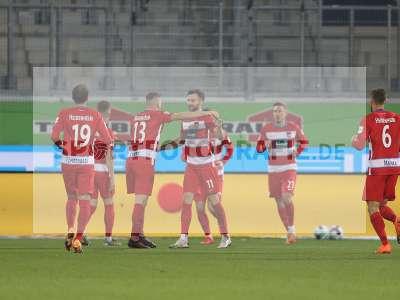 Fotos von 1. FC Heidenheim - FC Würzburger Kickers auf sportfotografie.de