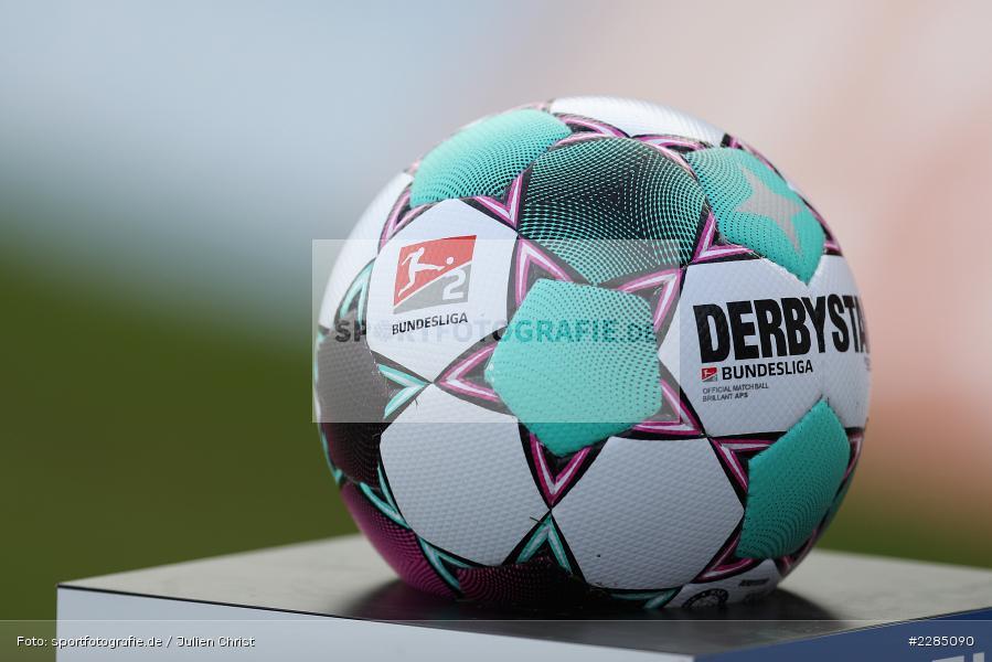 APS, Matchball, Derbystar, Symbolbild, FLYERALARM Arena, Würzburg, 22.11.2020, DFL, sport, action, Fussball, Deutschland, November 2020, Saison 2020/2021, 2. Bundesliga, Hannover 96, FC Würzburger Kickers - Bild-ID: 2285090