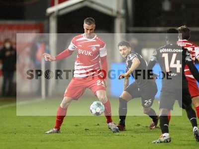 Fotos von FC Würzburger Kickers - Fortuna Düsseldorf auf sportfotografie.de