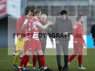 Fotos von FC Würzburger Kickers - Hamburger SV auf sportfotografie.de