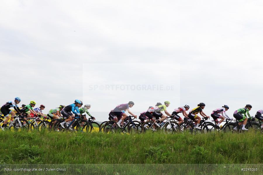 Billingshaeuser Strasse, 13.05.2021, sport, action, Cycle, Deutschland, Mai 2021, Karbach, MSP, 33. Main-Spessart-Rundfahrt, Radrennen, Radsport, Rad - Bild-ID: 2293263