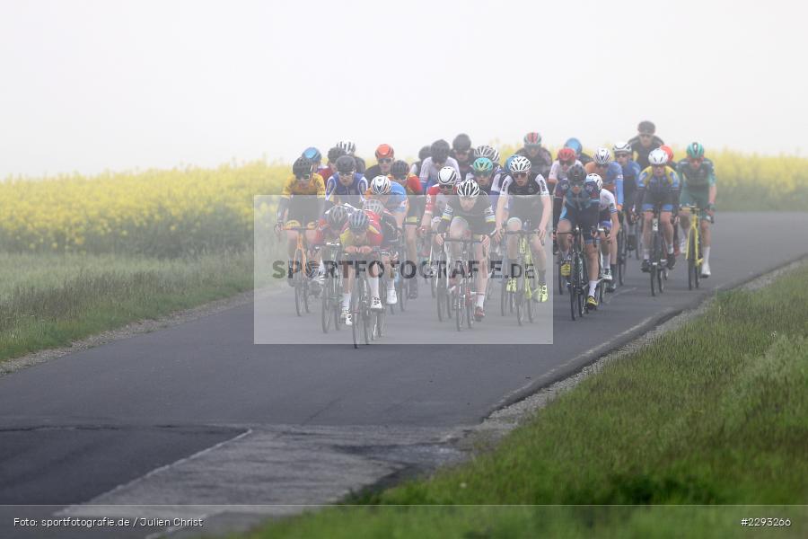 Billingshaeuser Strasse, 13.05.2021, sport, action, Cycle, Deutschland, Mai 2021, Karbach, MSP, 33. Main-Spessart-Rundfahrt, Radrennen, Radsport, Rad - Bild-ID: 2293266