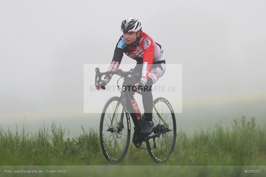 Billingshaeuser Strasse, 13.05.2021, sport, action, Cycle, Deutschland, Mai 2021, Karbach, MSP, 33. Main-Spessart-Rundfahrt, Radrennen, Radsport, Rad - Bild-ID: 2293271