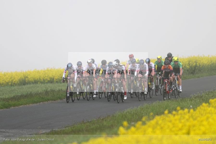 Mangertseder Bayern, Linda Riedmann, Billingshaeuser Strasse, 13.05.2021, sport, action, Cycle, Deutschland, Mai 2021, Karbach, MSP, 33. Main-Spessart-Rundfahrt, Radrennen, Radsport, Rad - Bild-ID: 2293272