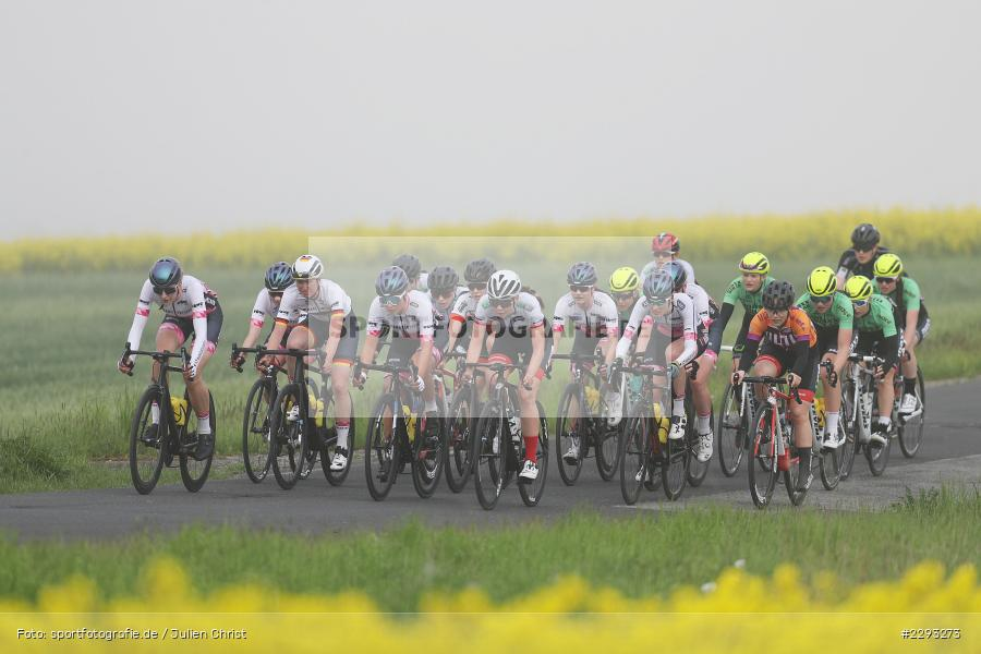 Billingshaeuser Strasse, 13.05.2021, sport, action, Cycle, Deutschland, Mai 2021, Karbach, MSP, 33. Main-Spessart-Rundfahrt, Radrennen, Radsport, Rad - Bild-ID: 2293273
