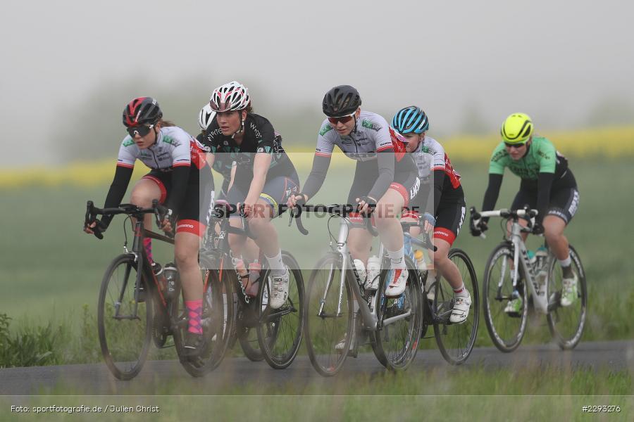 Billingshaeuser Strasse, 13.05.2021, sport, action, Cycle, Deutschland, Mai 2021, Karbach, MSP, 33. Main-Spessart-Rundfahrt, Radrennen, Radsport, Rad - Bild-ID: 2293276